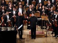 2012 国家大剧院管弦乐团欧洲巡演 柏林音乐厅