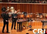 李飚和柏林爱乐打击乐重奏组