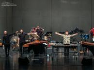 """2019年3月李飚打击乐团广州巡演:""""从巴洛克到探戈"""" 地点:广州大剧院"""